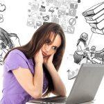 Работа за компьютером и нервные расстройства