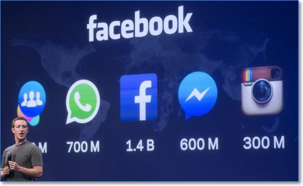 создатель социальной сети фейсбук