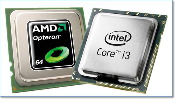 производители процессоров