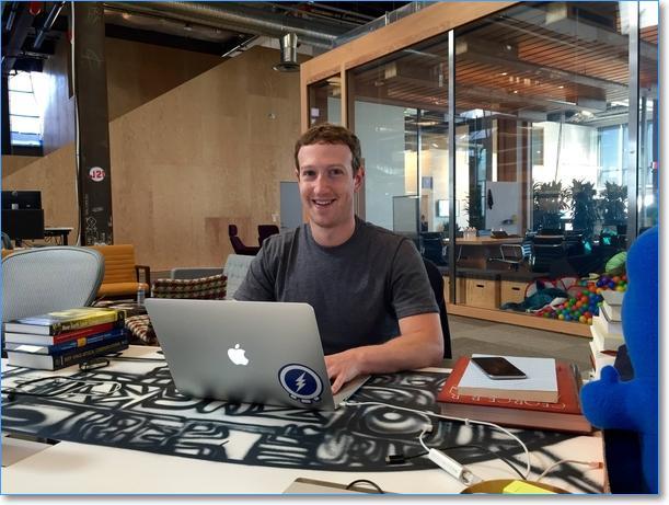 создатель фейсбука