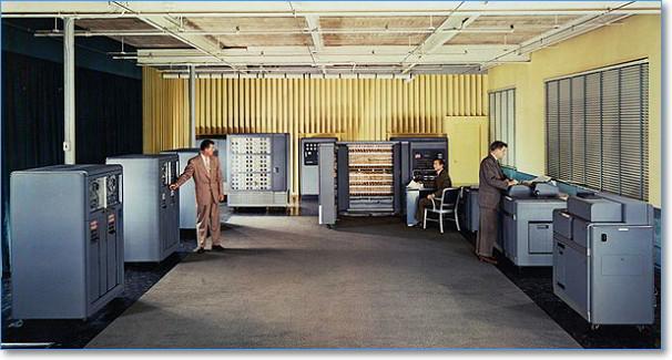 ЭВМ IBM-701
