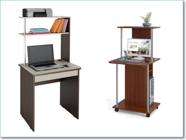 компактные столы для компьютера