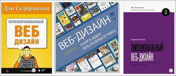 популярные книги по дизайну
