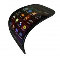 Гибкий смартфон