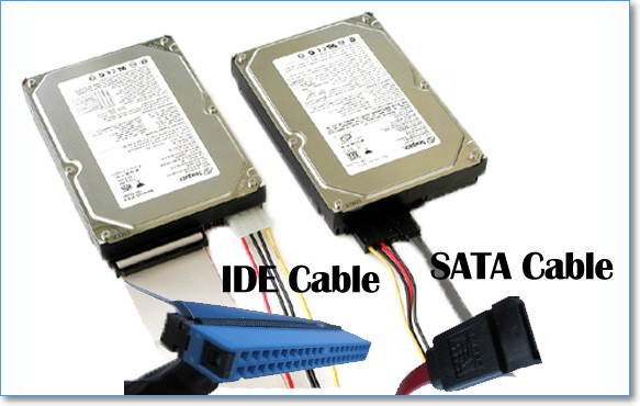 ide and sata